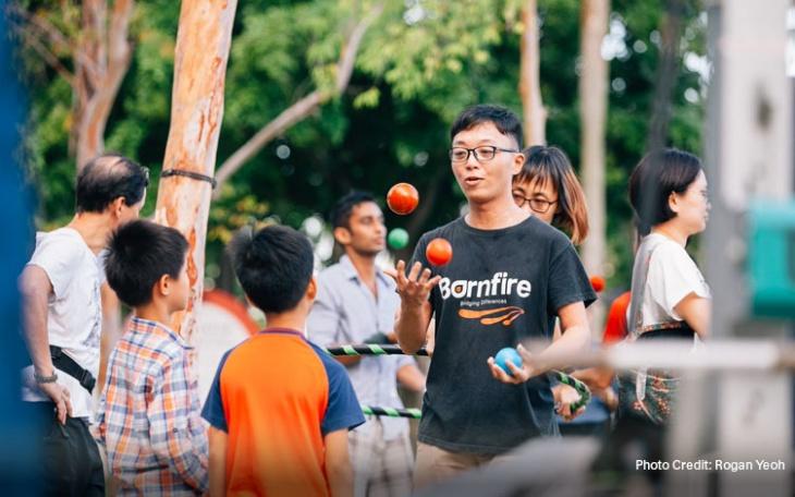 3-ball Juggling Workshop