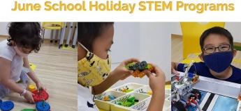 June School Holiday STEM Programs @Inventive Kids Asia