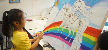 Little Artists Summer Holiday Program