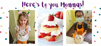 Parent & Child: Mothers' Day - Strawberry Shortcake