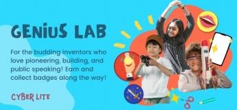 Genius Lab with Cyberlite Books