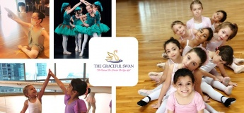 Ballet Summer Camps 2021 @The Graceful Swan