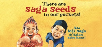 There are saga seeds in our pockets!