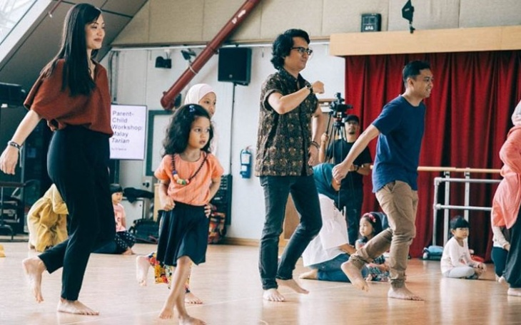 (Cancelled) Parent-child Workshop – Basic Malay Dance