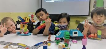 Early Coding & Robotics Class