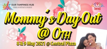 Mother's Day at Our Tampines Hub