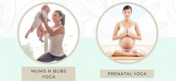Mums & Bubs Yoga / Prenatal Yoga