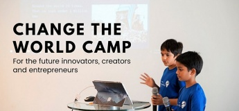 Change The World Innovation Holiday Camp