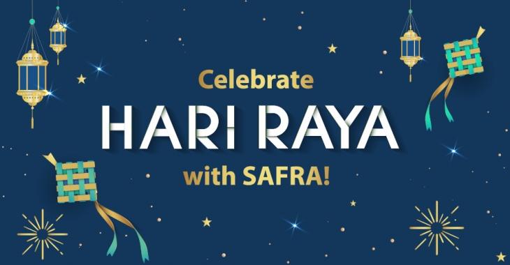 Hari Raya Celebrations at SAFRA