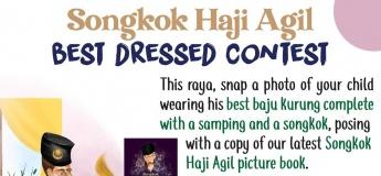 Songkok Haji Agil Best Dressed Contest