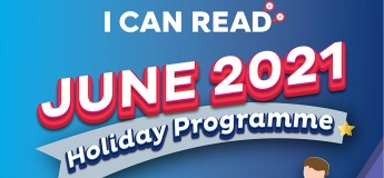 I Can Read June 2021 Holiday Programme
