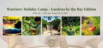 Warriors' Holiday Camp - Gardens By The Bay Edition