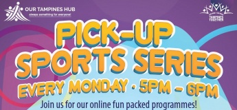 Sport Series with Our Tampines Hub