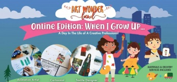 June Holiday Art Workshops: When I Grow Up...
