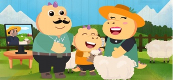 Virtual Tour @New Zealand: Animal Farm Highlights
