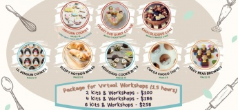 Virtual Bakeout Workshops with Genius R Us