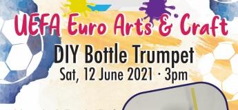 Let's Art Online: DIY Bottle Trumpet