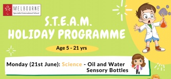 S.T.E.A.M. Holiday Programme @Melbourne Specialist International School (MSIS)