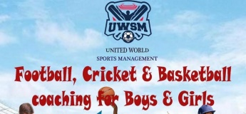 Cricket, Football & Basketball Coaching for Boys and Girls