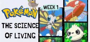 Pokemon Science Camp