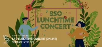 SSO Lunchtime Concert Online