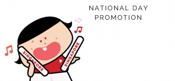 National Day Promotion @GRAM'S Learning Centre