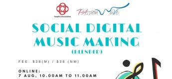 Social Digital Music Making Workshop