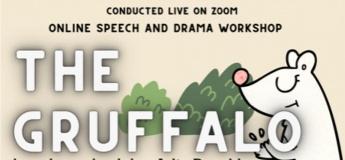 Speech and Drama Workshop: The Gruffalo