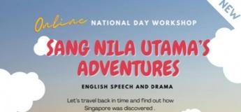 National Day Workshop: Sang Nila Utama's Adventures