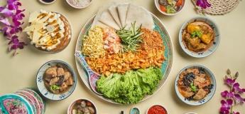 Peranakan Takeaway Feast @Shangri-La Hotel, Singapore