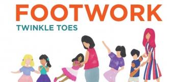 Footwork 2021: Twinkle Toes