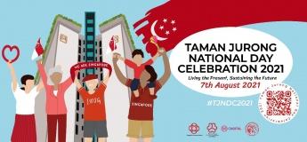 Taman Jurong National Day Celebration 2021