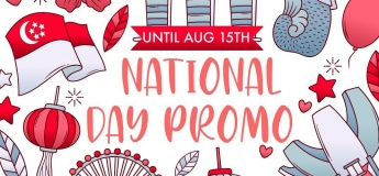 National Day Promo @Hommeet