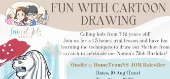 Fun with Cartoon Drawings