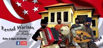 Rentak Warisan bersama Sri Mahligai: National Day Special