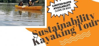 Sustainability Kayaking Tour with Outdoor Adventures