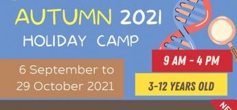 Autumn 2021 Holiday Camp @Newton Show