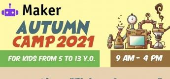 Maker SG Autumn Camp 2021