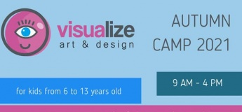 Autumn Camp 2021 @Visualize Art & Design
