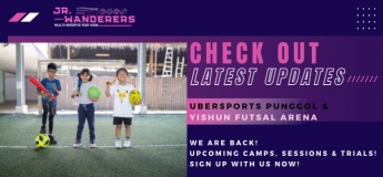 Wanderers Camp, Sessions and Free Trials