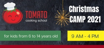 TOMATO Cooking School Christmas Camp 2021