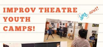 Improv Theatre Camps