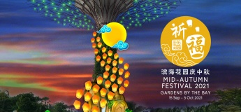 Mid-Autumn Festival 2021 @Gardens By The Bay