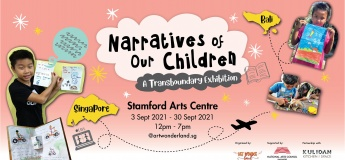 Narratives Of Our Children Exhibition