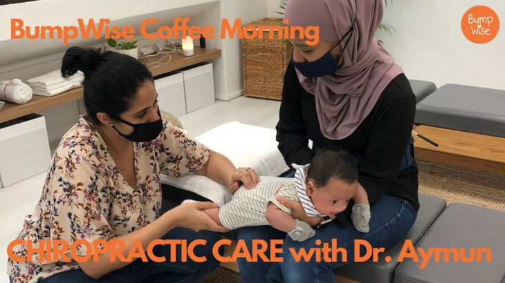 BumpWise Coffee Morning with Organic Family Chiropractic
