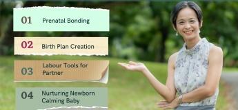 Complete Antenatal Birth Classes