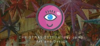 Christmas Holiday Camp 2021: Art & Design