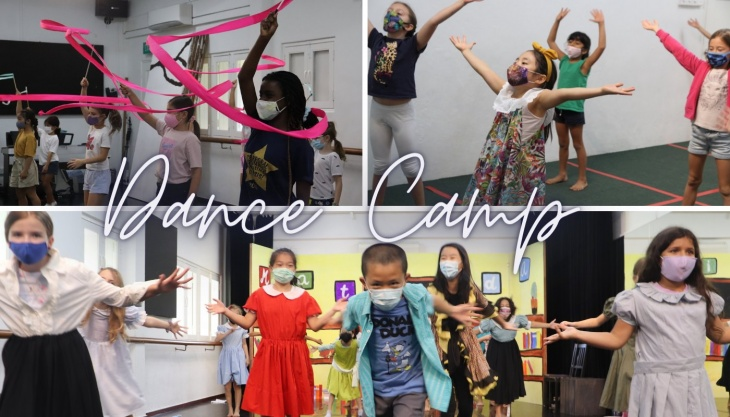 October Dance Camp @Centre Stage School of the Arts