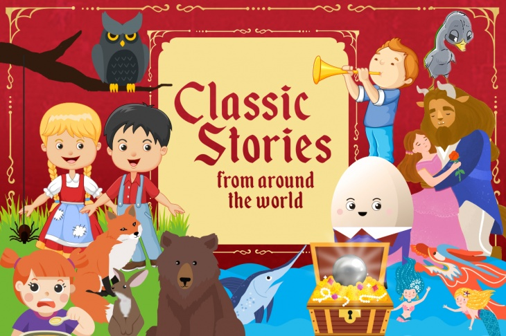 Classic Stories from Around the World