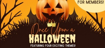 Once Upon A Halloween @The Tiara Society